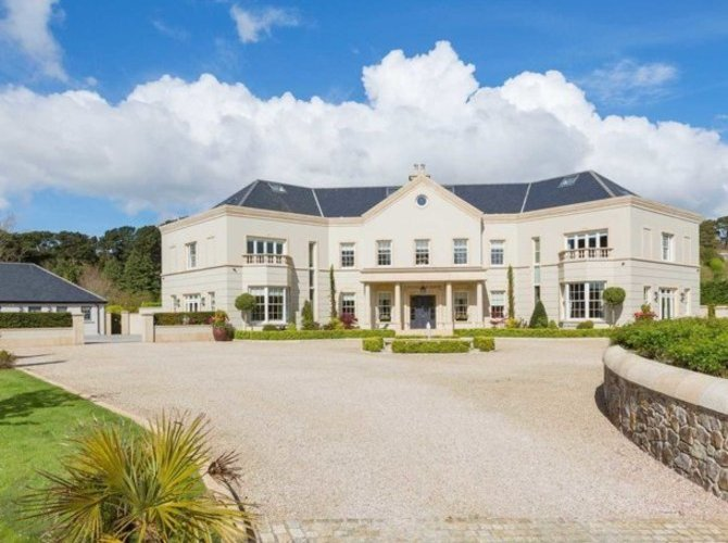Trophy Houses For Sale In Ireland Male Iewicklow Luxury House Ireland Male  Ie
