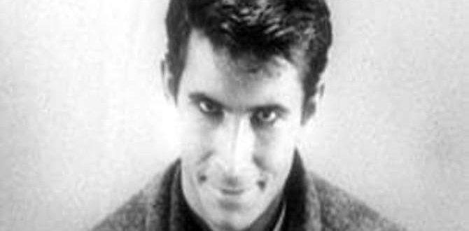 Psycho Anthony Perkins Norman Bates