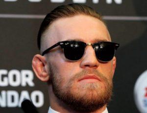 Conor McGregor Ray Ban CLub Master