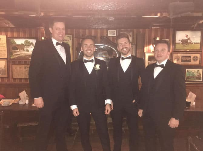 Wedding Groomsmen | Male.ie | Wedding