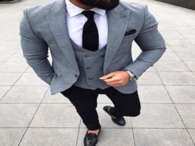 No Socks with Suit | Male.ie