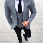 Suit With No Socks | Blog